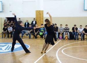 Студия бального танца «Экситон»