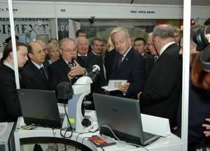 Тусуровские разработки заинтересовали высоких гостей