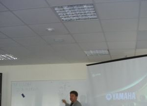 Руководитель летней школы Лирмак Ю.М.