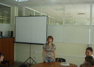 Преподаватель летней школы Лукша И.В.