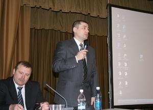 Доклад директора ТМЦДО Уварова А. Ф.