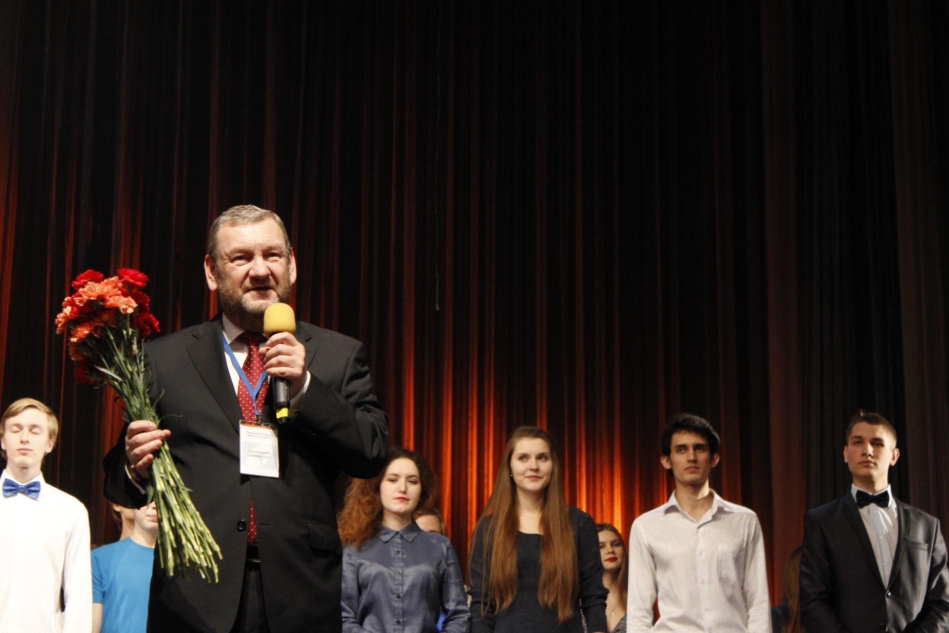 ВТеатре Драмы состоялась встреча выпускников ТУСУР