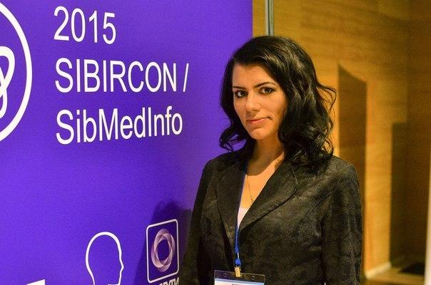 Сотрудница ТУСУР приняла участие вконференции SIBIRCON/ SibMedInfo – 2015