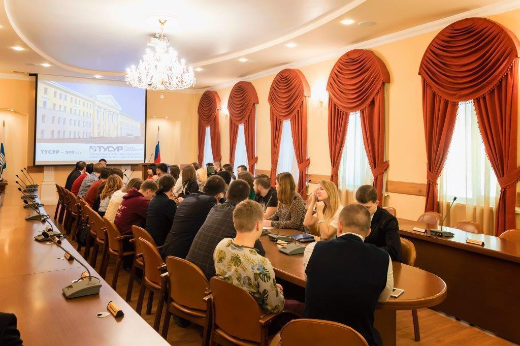 Профкомы студентов ТУСУР иМГТУ им.Н.Э.Баумана будут сотрудничать