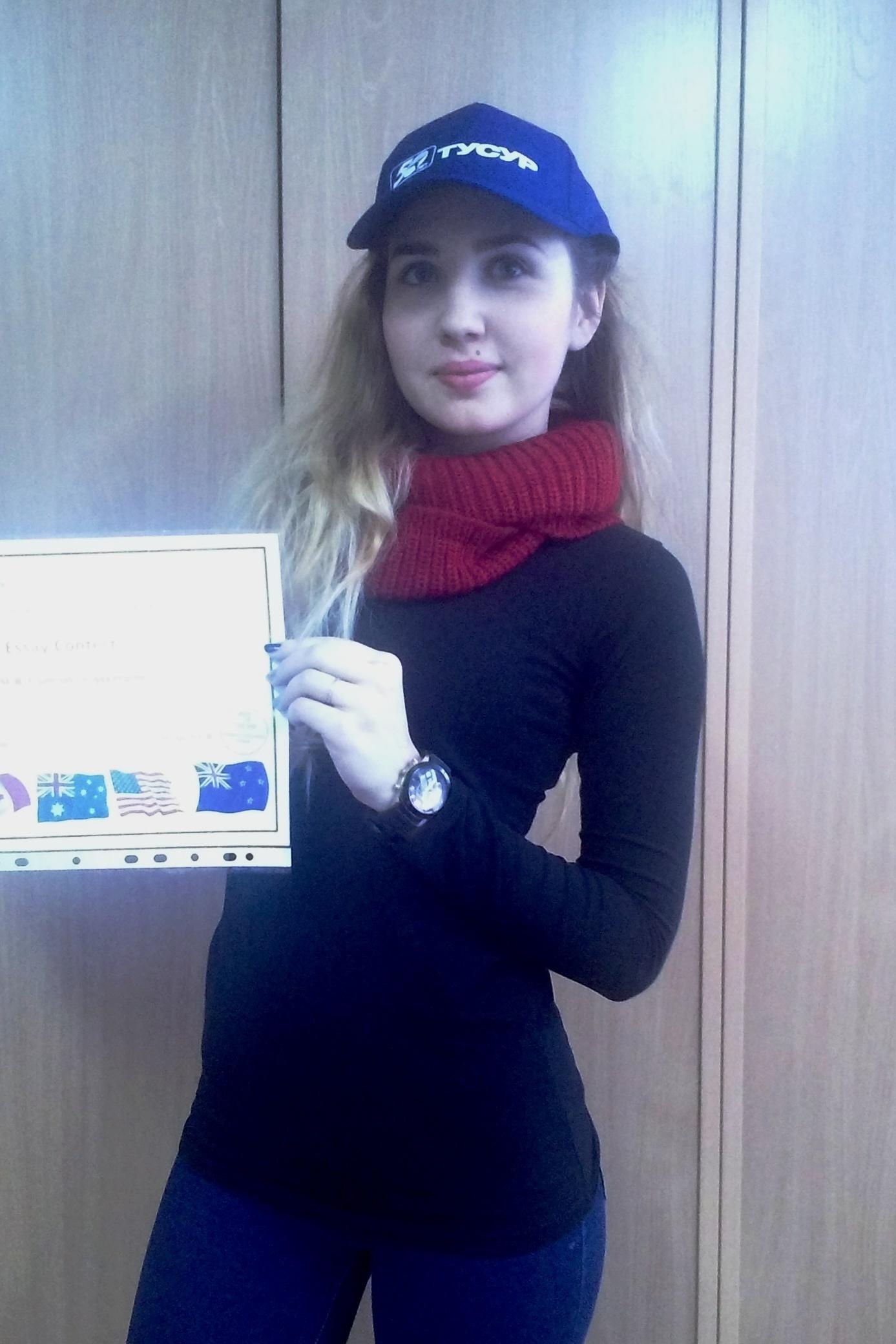 Накафедре иностранных языков подведены итоги конкурса сочинений натему «TUSUR: University ofopportunities»