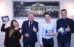 Награждены победители предновогоднего конкурса ТУСУР вИнстаграм