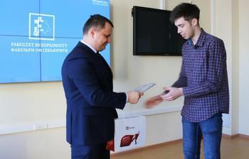 Студентам ТУСУР вручены сертификаты компании «Миландр»