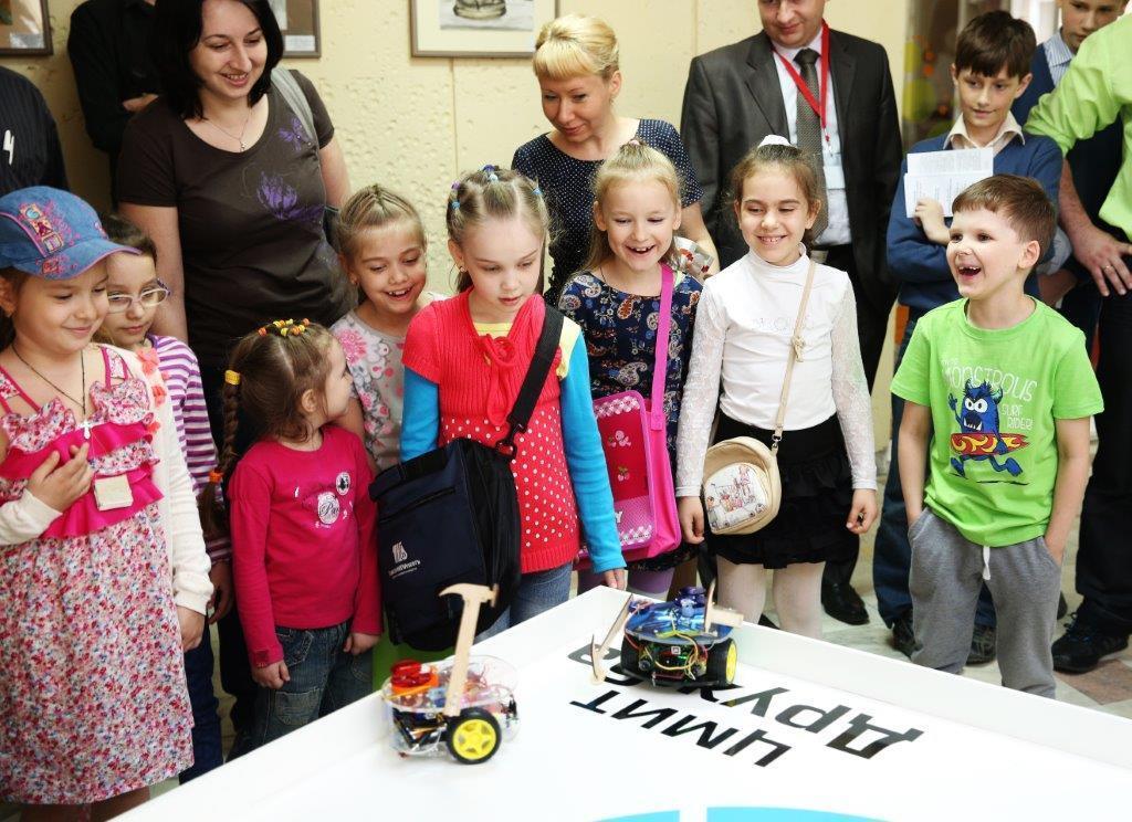 ТУСУР представил свои предложения поразвитию образовательной робототехники