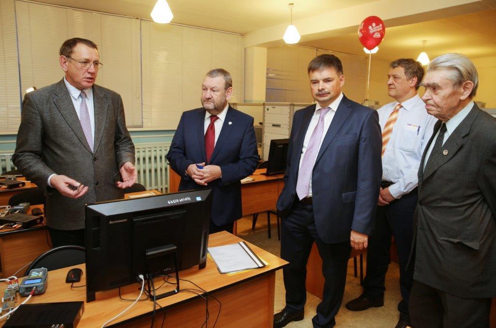 ТУСУР и«Ростелеком» создали научно-учебную лабораторию цифрового телерадиовещания