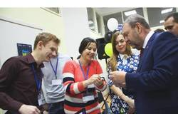 Выставка научных достижений молодых учёных «Рост.Up». День первый