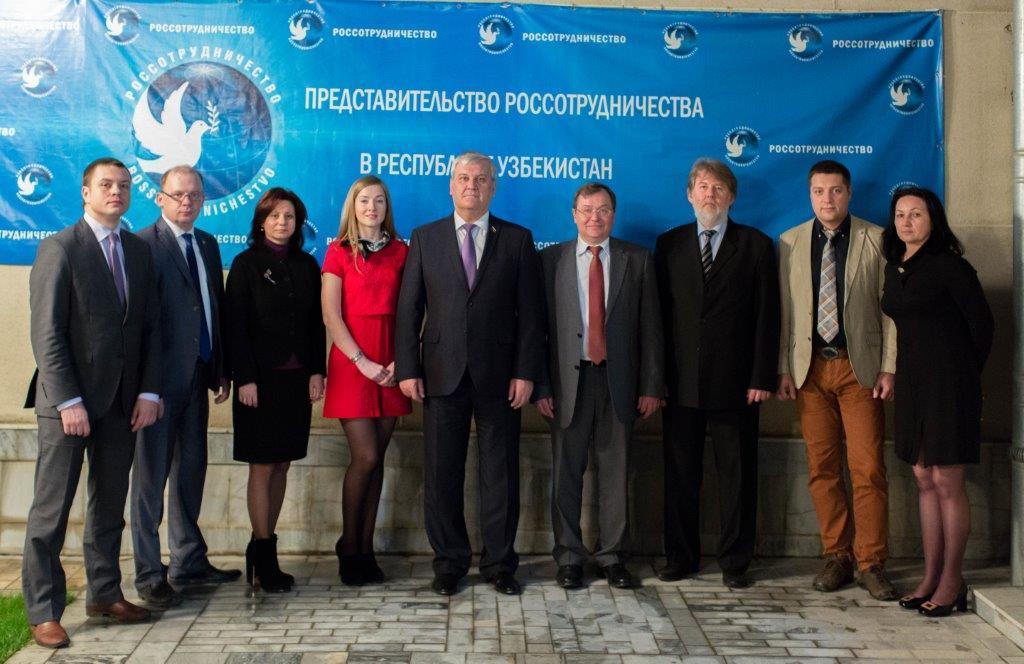 ТУСУР укрепляет связи сУзбекистаном