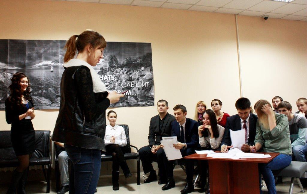 Литературный вечер ТУСУРа собрал начинающих поэтов ичтецов