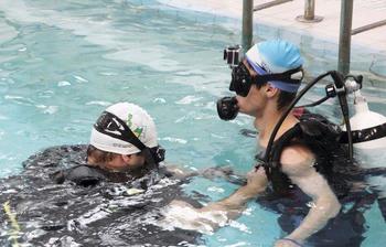 «Наяда» примет участие вInternational Aquatics Festival