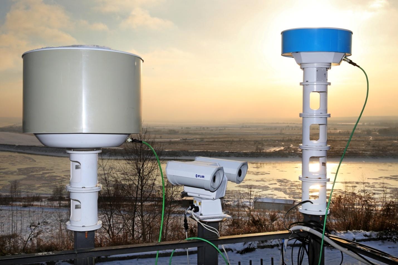 Комплексированная система мониторинга, разработанная в НИИ СЭС и изготовленная в АО «НПФ «Микран»