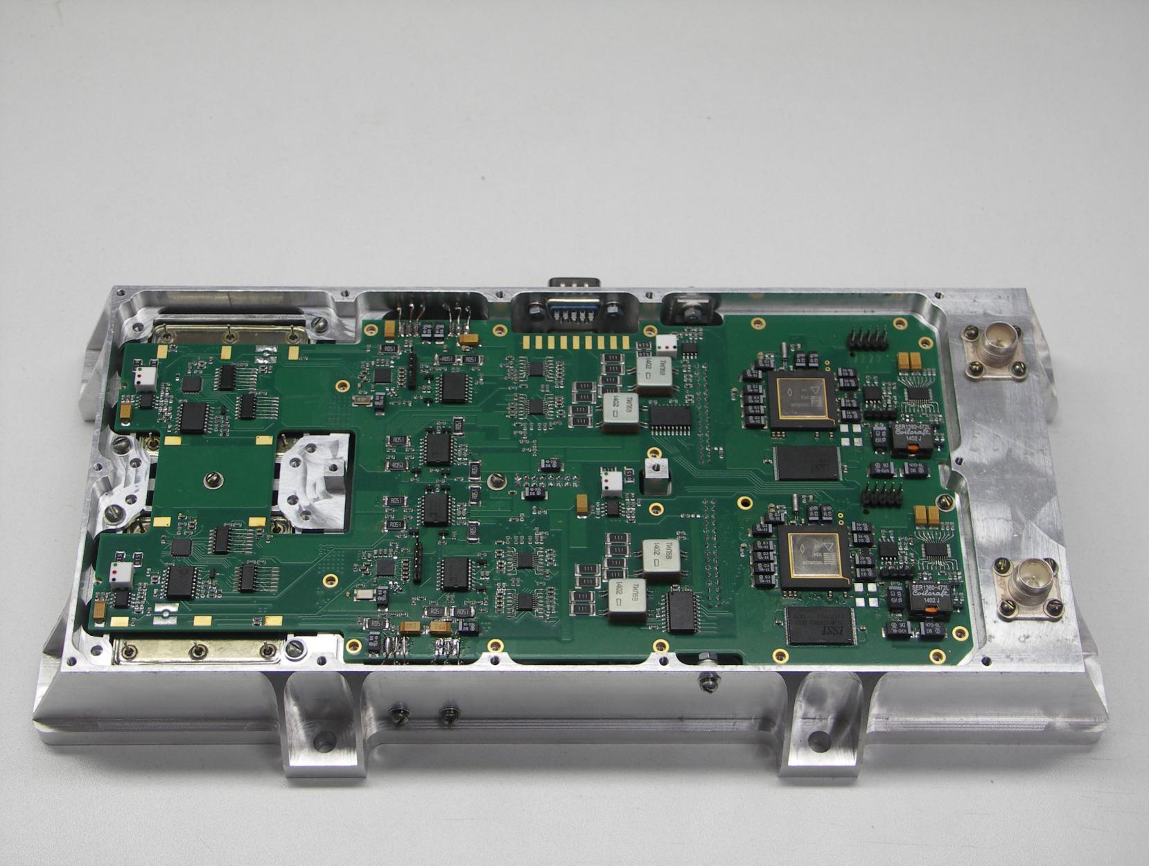 Блок элементов системы автономной навигации для космических аппаратов
