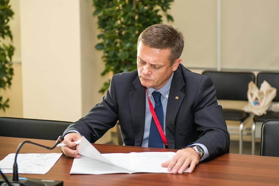Кобзев Геннадий Анатольевич, начальник «Отдела международного сотрудничества»