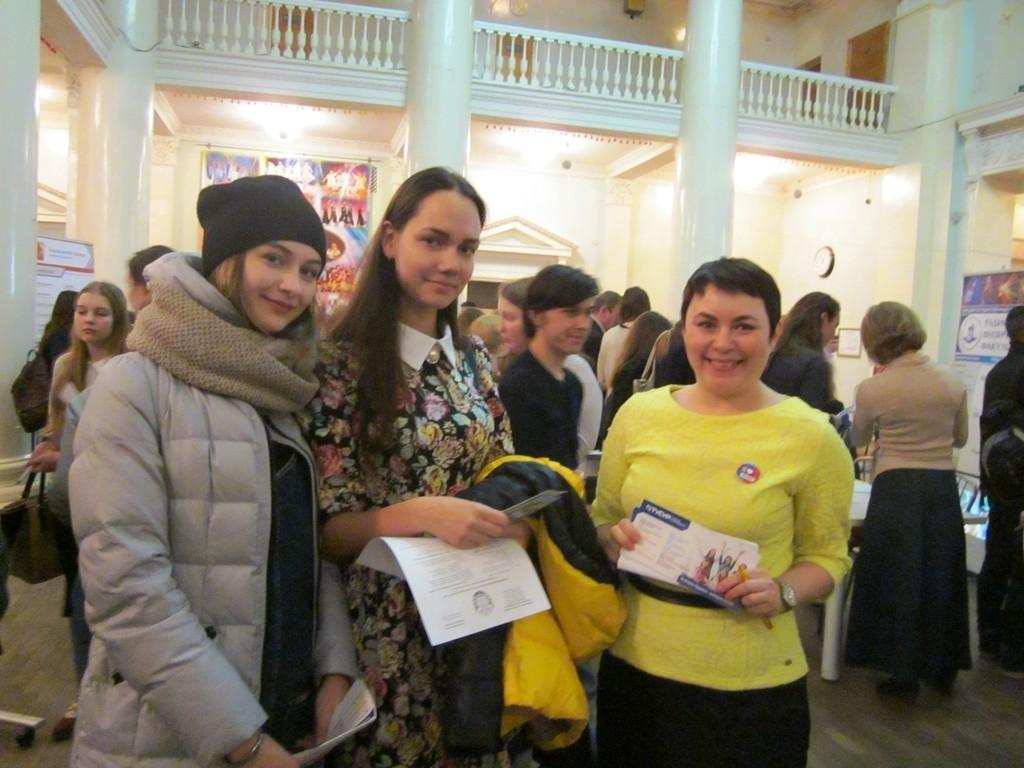 Представители ТУСУР приняли участие вярмарке учебных мест вСеверске
