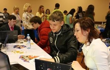 В«Городе профессий» школьники увидели возможности ТУСУР
