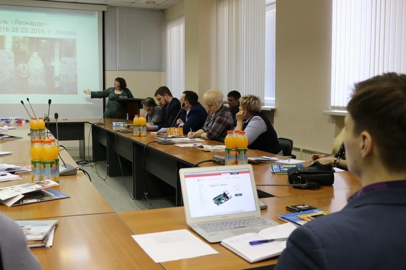 ВТУСУР прошёл очередной семинар поподготовке кучастию команд вRoboCup Russia Open 2016