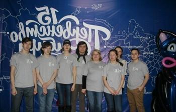 ТУСУР поддержал участие команд воткрытом первенстве поинтеллектуальным играм