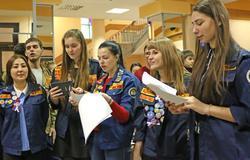 ТУСУР празднует день «День российских студенческих отрядов»