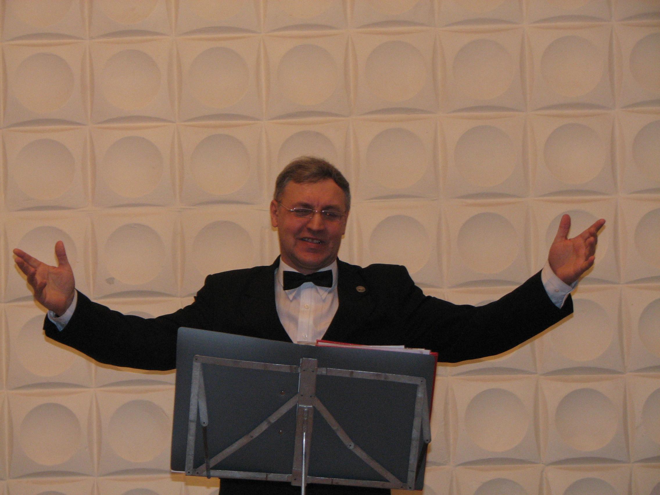 25февраля 2016 года вДоме Учёных состоится концерт ансамбля «Успех» подруководством Н.И.Солдатова