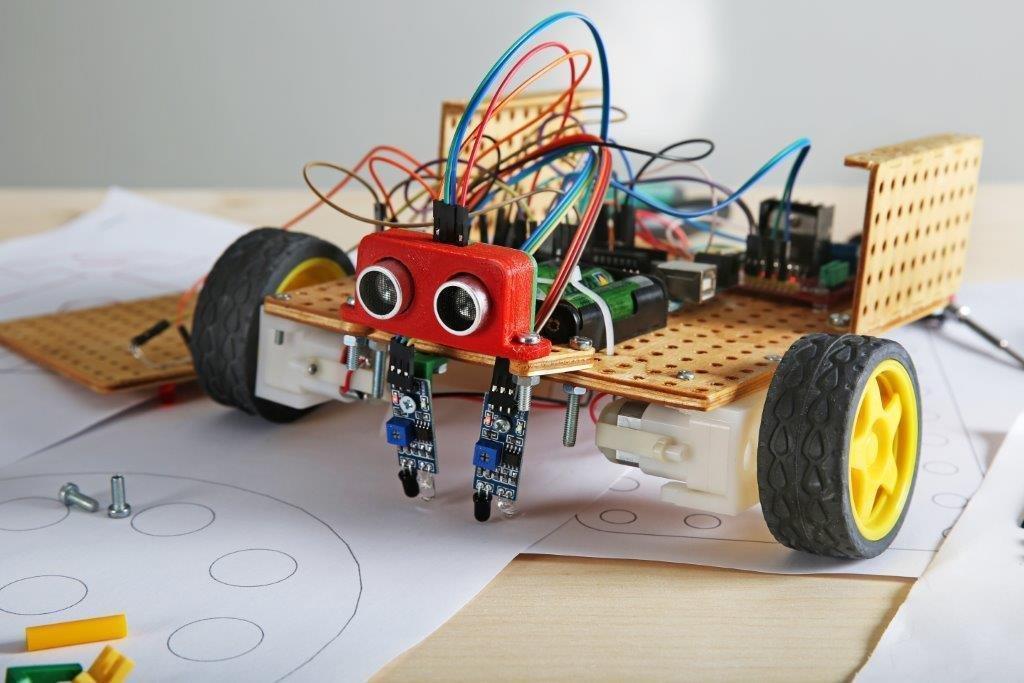 Индийский студент помог тусуровским роботам научиться «чувствовать»