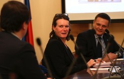 ТУСУР посетила делегация посольства Нидерландов вРоссии