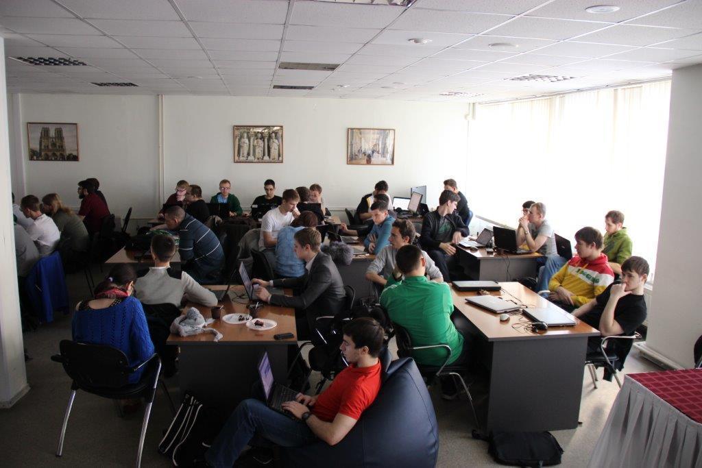 TUSUR Student Business Incubator hosts theIoT Megahackaton