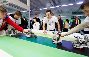 TUSUR University to Hold First RoboCup in Russia