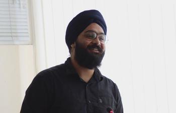 Indian Student Taught TUSUR Robots toSense