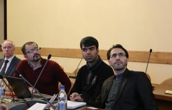 Iranian CISSC delegation visits TUSUR University