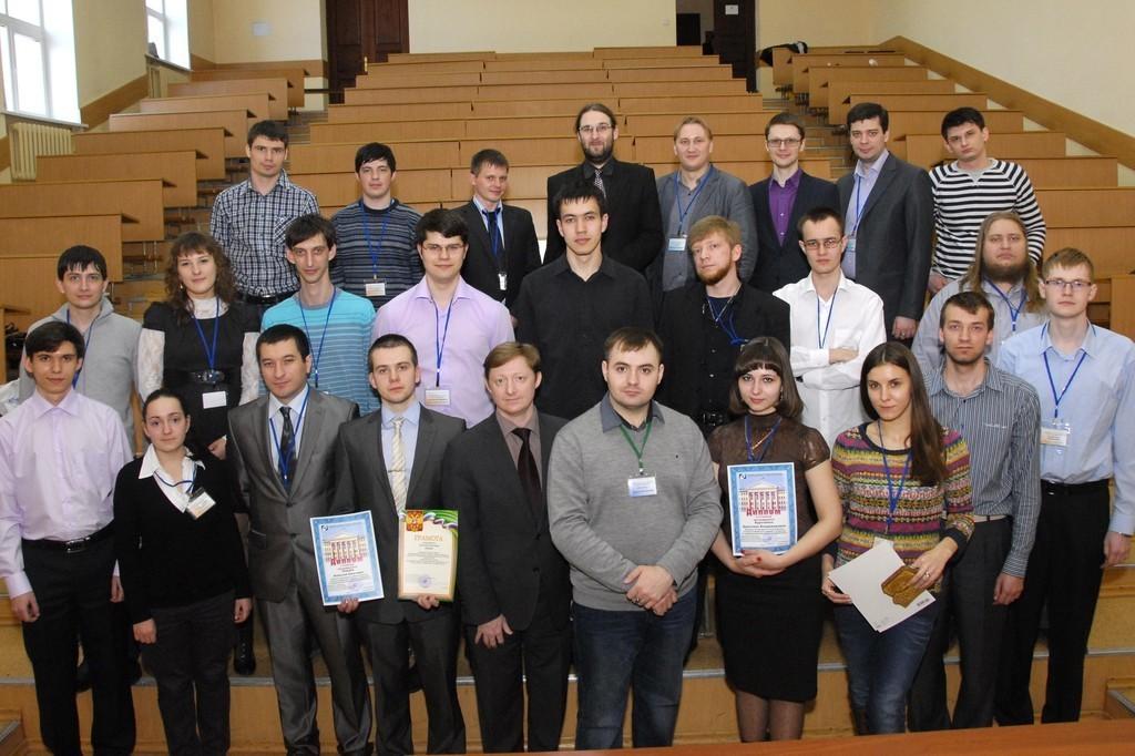 Всероссийский конкурс-конференция студентов и аспирантов по информационной безопасности SIBINFO - 2014 в ТУСУРе