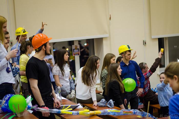 Студенты ТУСУРа приняли участие вделовой игре «АкведукЪ», проведённой кафедрой менеджмента
