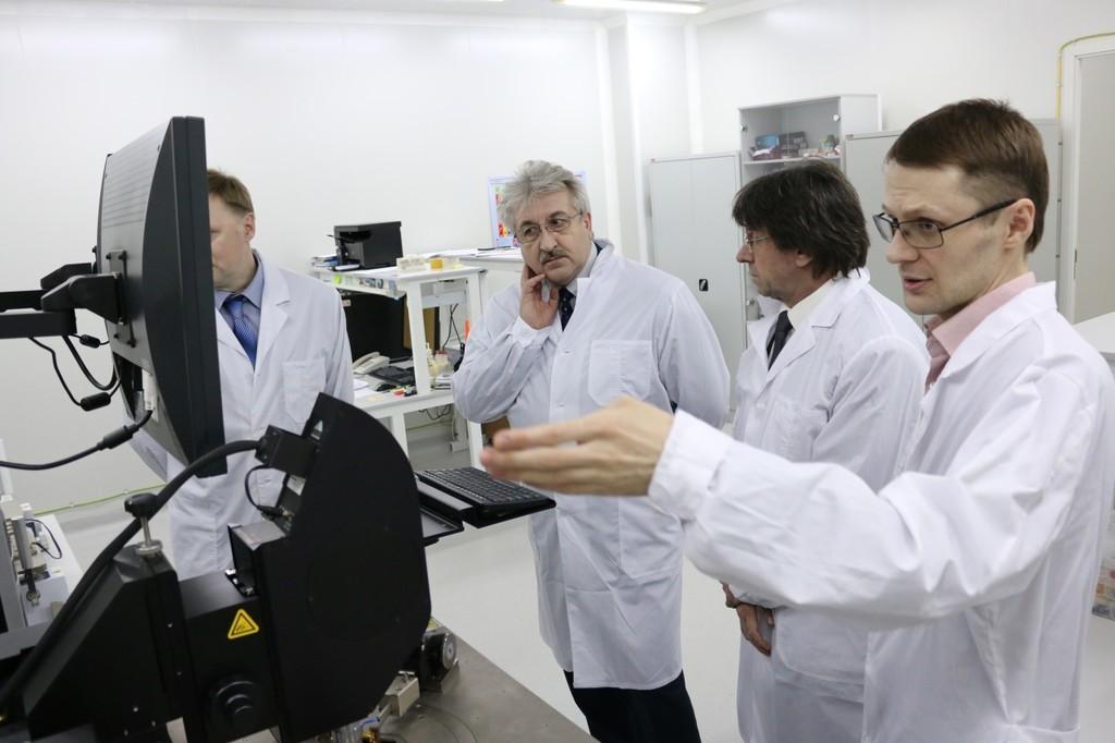 Ректор СибГУТИ: «Я впечатлён работой учёных ТУСУРа»