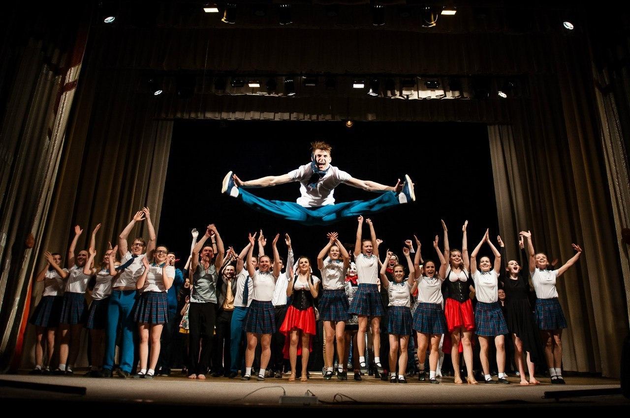 ТУСУР стал победителем фестиваля «Томская студенческая весна — 2016»