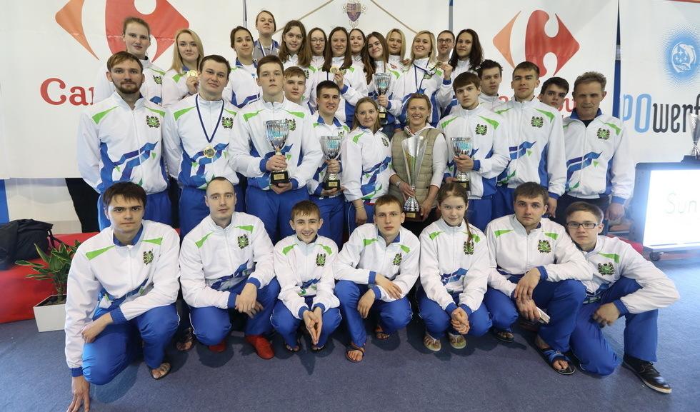 Студентка ФЭТТУСУР стала серебряным призёром французского этапа Кубка мира поплаванию властах