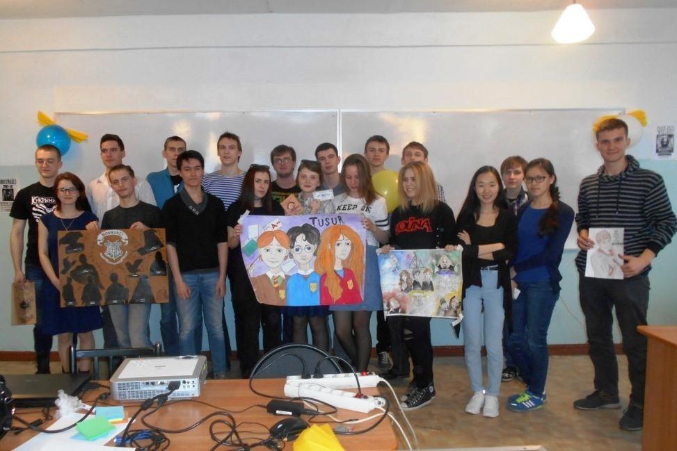 Накафедре иностранных языков состоялся тематический вечер OneDay inHogwarts