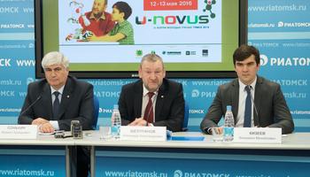 Ректор ТУСУРа: «Главная цель RoboCup – продвижение высоких технологий»