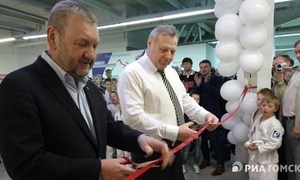Состоялось торжественное открытие спортивно-образовательного комплекса ТУСУРа (видео)