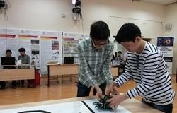 Участники форума U-NOVUS пройдут инженерный квест и«разминируют» поле спомощью робота