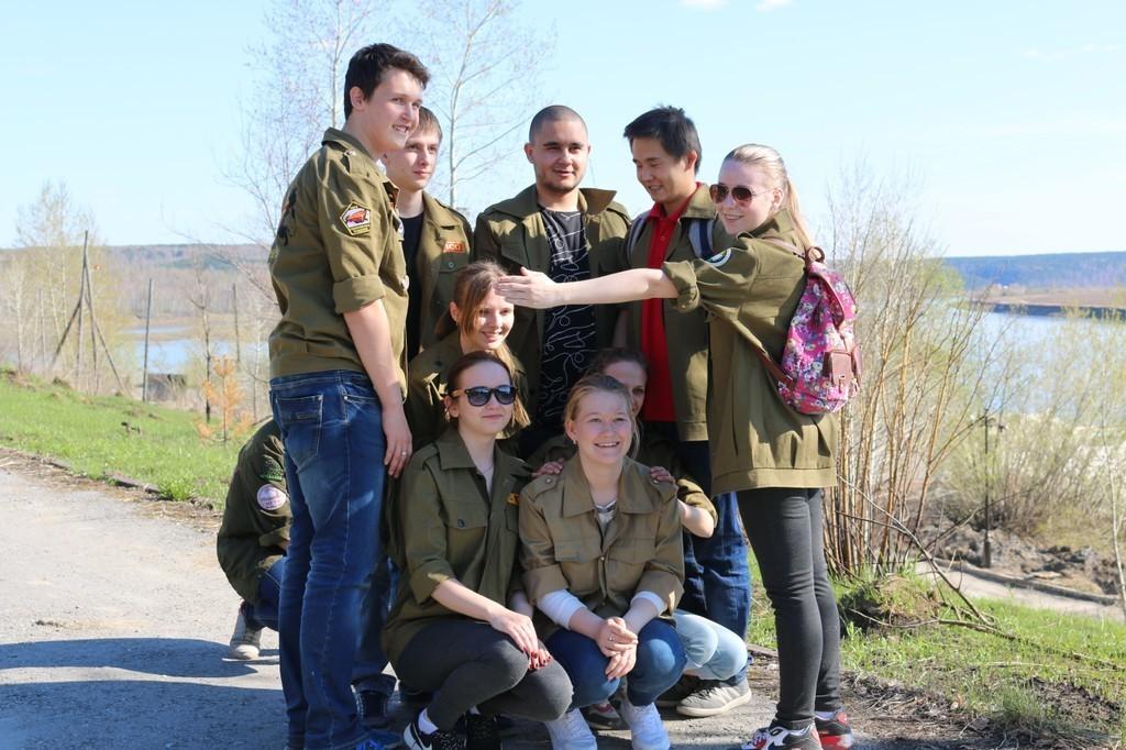 Студенты ТУСУРа приняли участие вквесте «В поисках сокровищ»