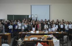 Студенты кафедры менеджмента ЭФТУСУР успешно выступили навсероссийской олимпиаде помаркетингу