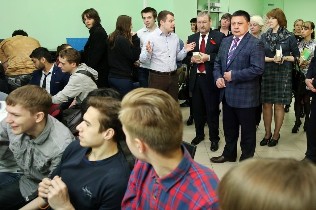 Пресс-релиз от11 марта 2016г. ТУСУР открыл первый вТомской области детский технопарк