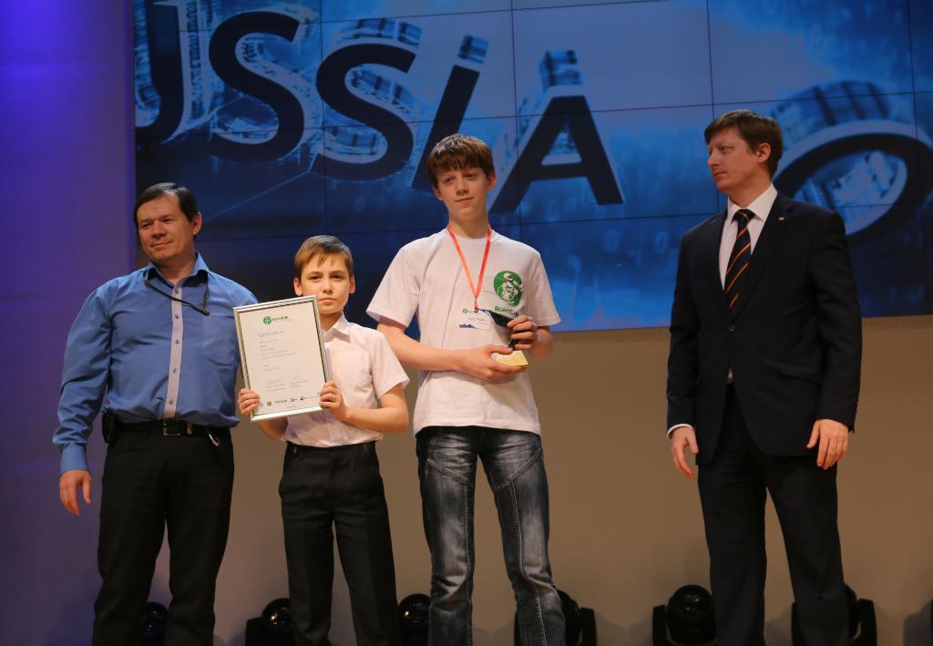 Названы победители RoboCup Russia Open 2016