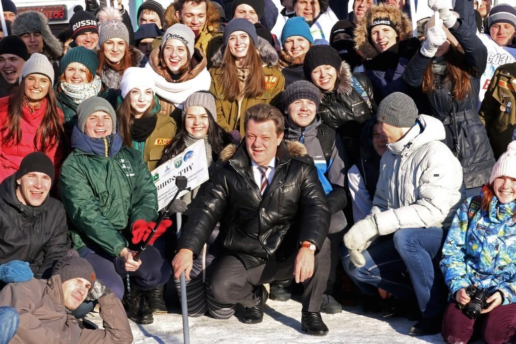 Студенты ТУСУРа стали победителями «Снежной вахты – 2016»