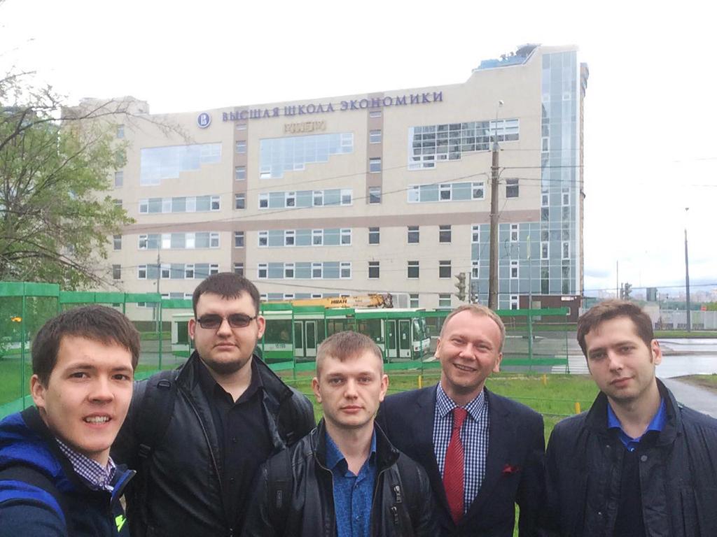 Сотрудники кафедры ТУТУСУР выступили наконференции SIBCON – 2016