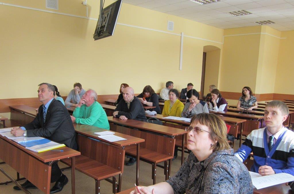 Преподаватели ТУСУРа прошли курсы повышения квалификации понаправлению «Развитие профессиональной компетентности преподавателя технического университета»
