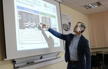 ТУСУР иNational Instruments представили новые направления сотрудничества