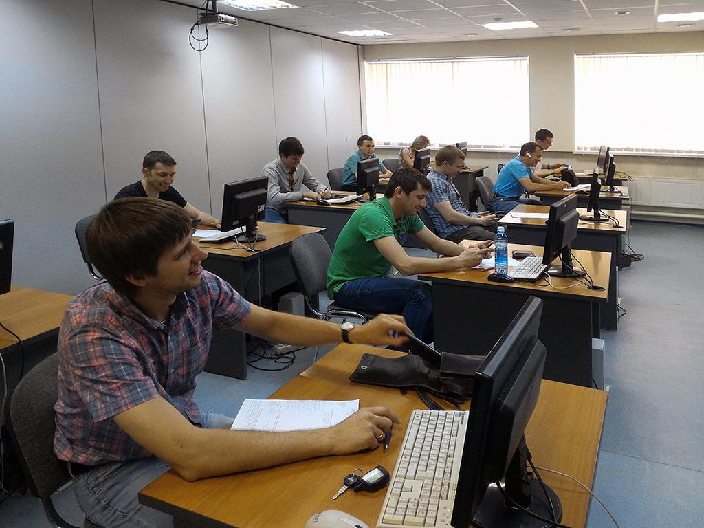 ВЦентре международной IT-подготовки прошло вручение документов выпускникам курсов повышения квалификации